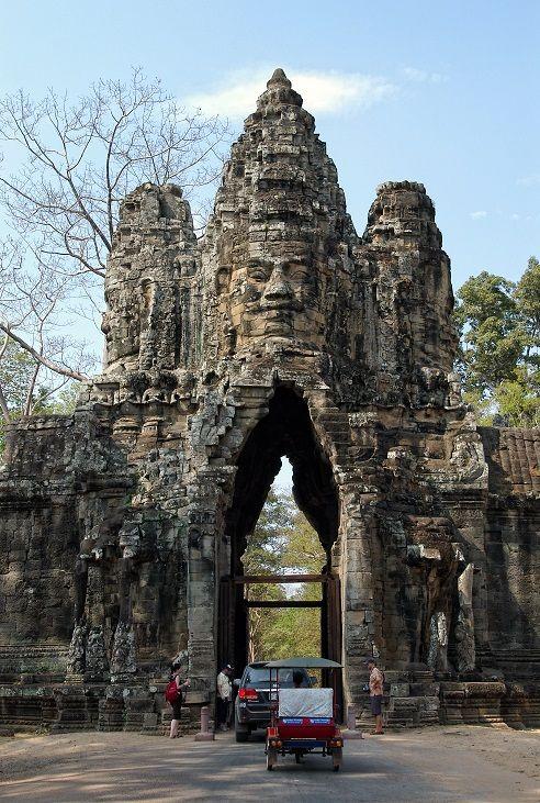 Ангкор, Камбоджа, Емил Данаилов