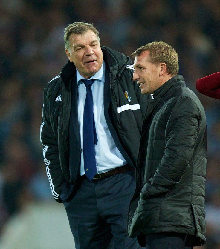 Brendan Rodgers rues slow Liverpool start at West Ham #LFC