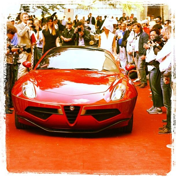 235 Best Images About Alfa Romeo - Red On Pinterest