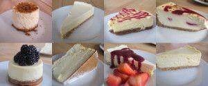 Meilleurs Cheesecakes de Paris