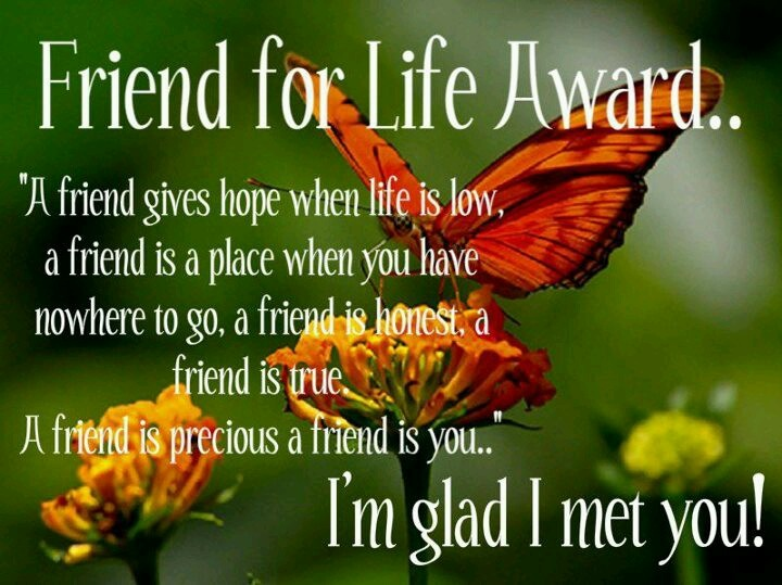 So Glad I Met You Friend Quotes Ausreise Info