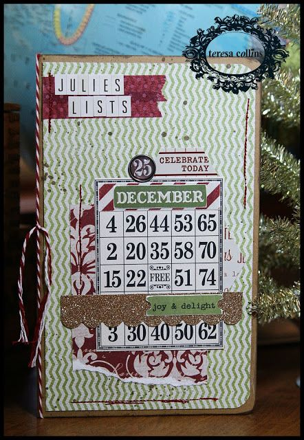 December List Book by Julie Jacobs