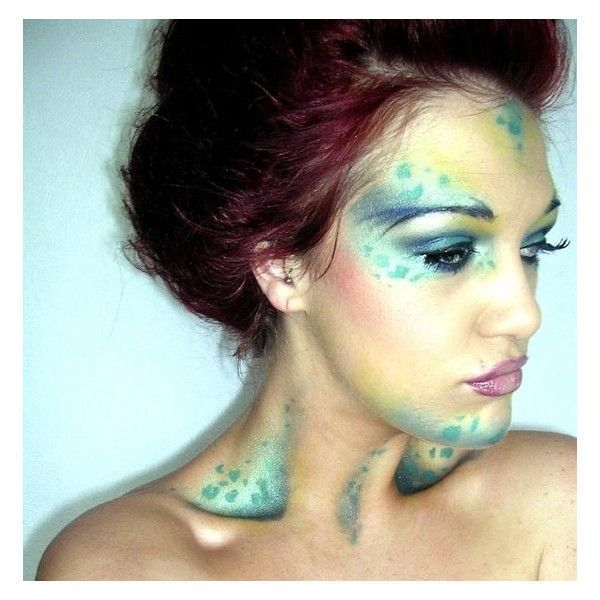 36 best Little Mermaid Makeup images on Pinterest | Mermaid makeup ...