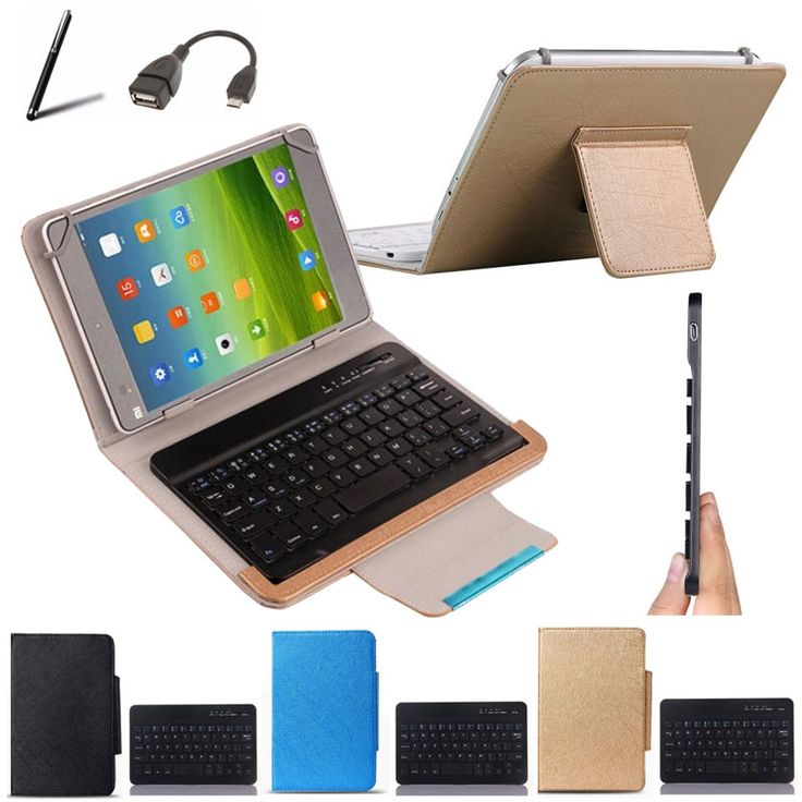 Wireless Bluetooth Keyboard Case For samsung ATIV Tab310.1 10.1 inch Tablet Keyboard Language Layout Customize Stylus+OTG Cable #Affiliate
