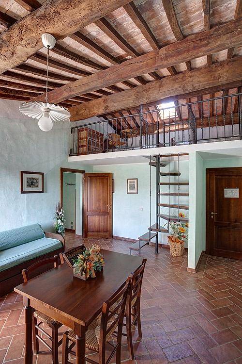 Apartment SALVIA @ fattoria-fibbiano