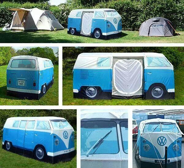 VW tent. I want this soooo bad