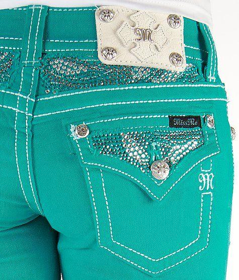 Miss Me Glitz Skinny Stretch Jean - Women's Jeans | Buckle