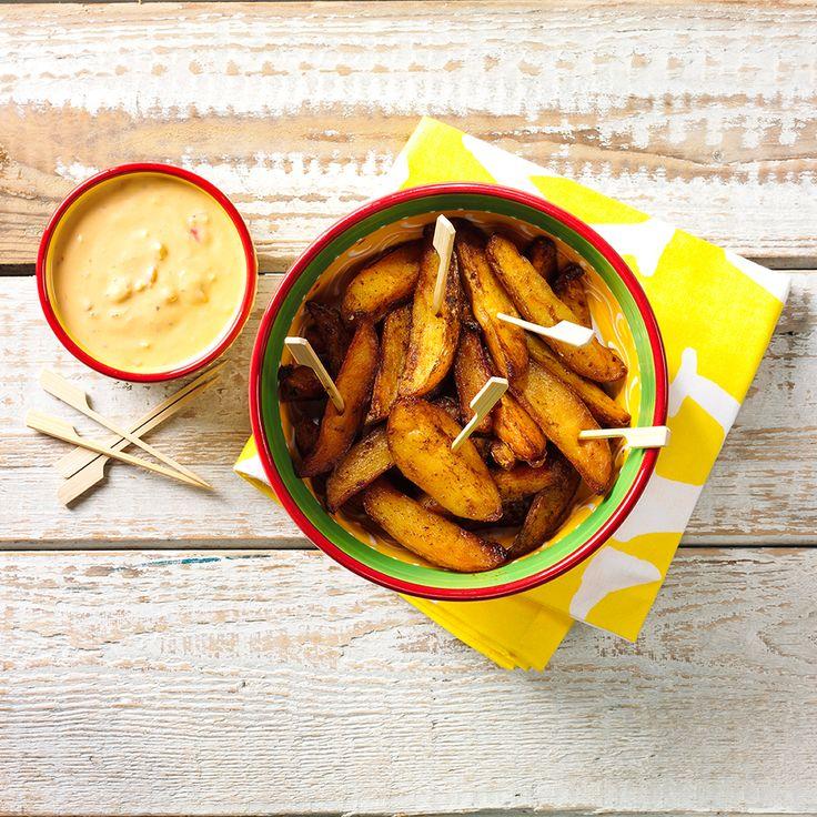 Paprika aardappelen