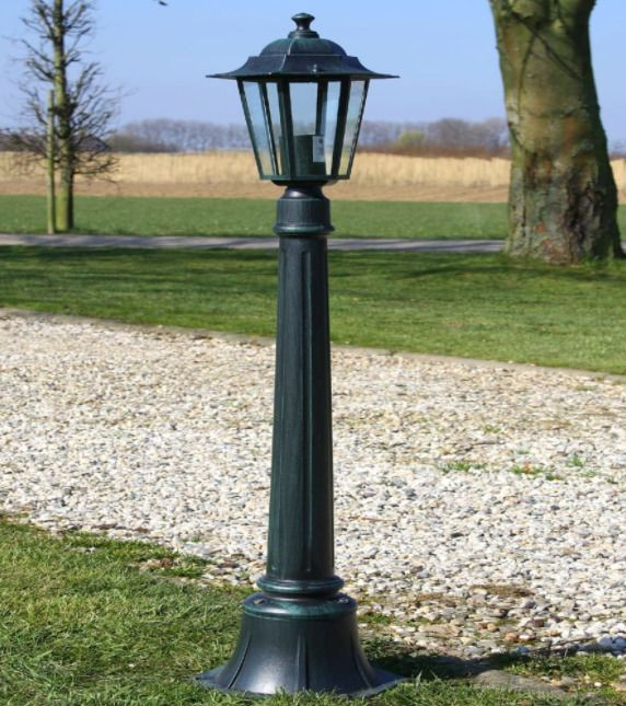 Patio Home Lighting Outdoors Garden Light Green Lamp Yard Landscape Driveway #PatioHomeLighting
