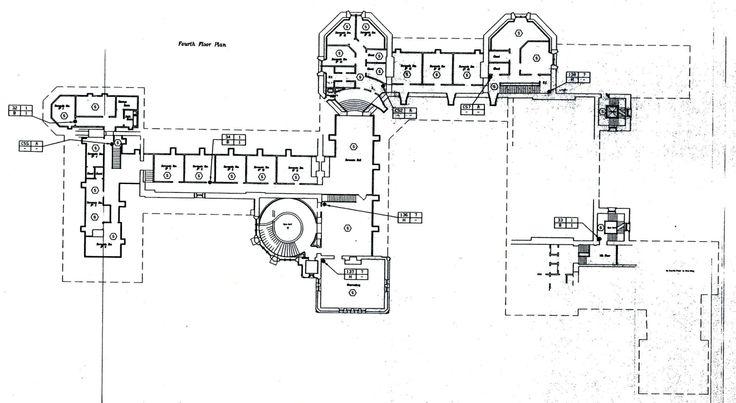 77 best biltmore estate 4th floor images on pinterest for Biltmore estate floor plan