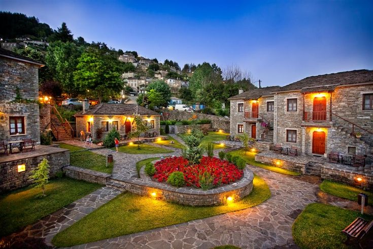 Ξενοδοχείο Μαχαλάς στην καρδιά του Ζαγορίου!