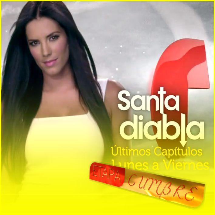En sus últimos capítulos se encuentra la telenovela Santa Diabla. Protagonizada por la venezolana Gaby Espino, Santa Diabla finalizara el pr...