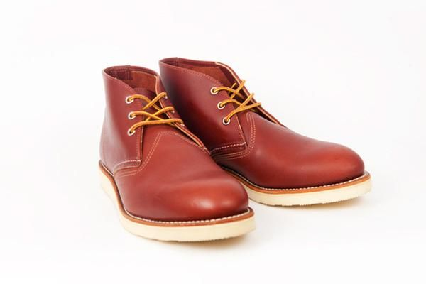 Red Wing Chukka Boot 3139