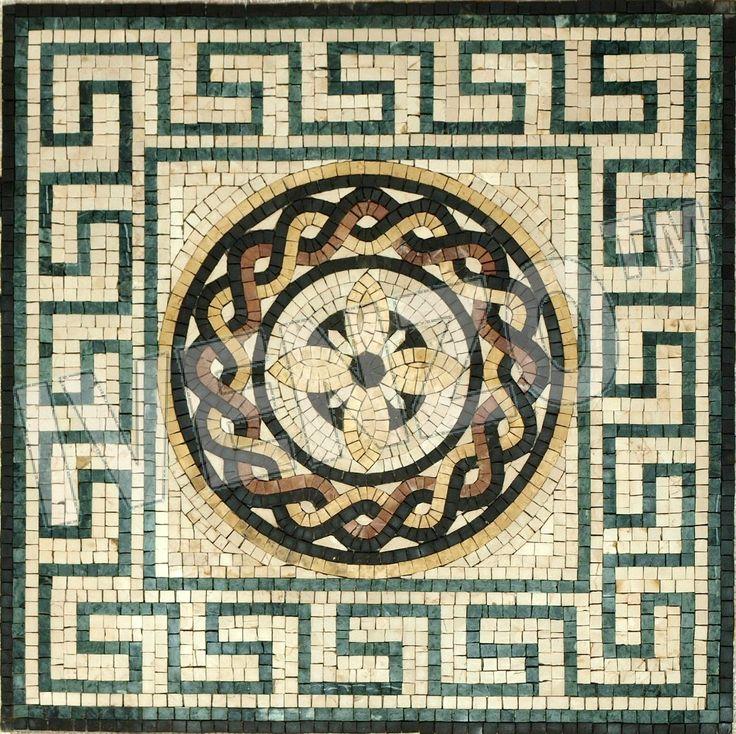 15 Best Greek Mosaics Images On Pinterest Mosaics
