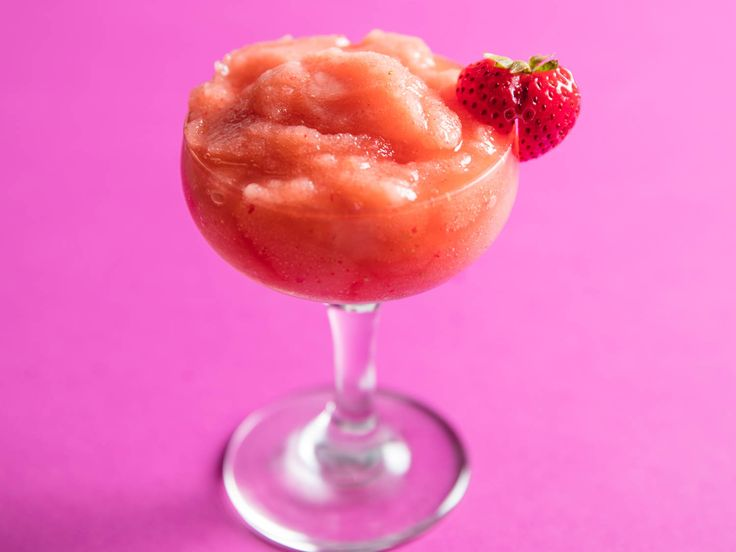 The Best Frozen Strawberry Daiquiri. Made with real, fresh fruit, the frozen strawberry daiquiri is a drink worth drinking again.
