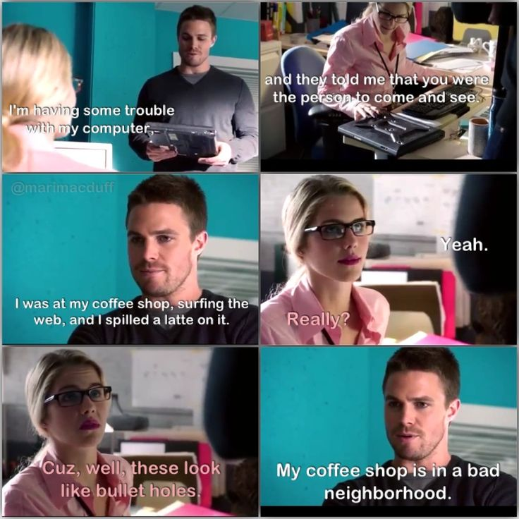 Felicity and Oliver! #Arrow