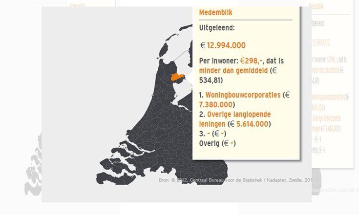 Medemblik – De gemeente als bank van lening.. in totaal heeft de gemeente Medemblik 12.994.000 euro uitstaan aan leningen. Zo heeft de gemeente Medemblik ruim 7 miljoen euro geleend aan de wo…