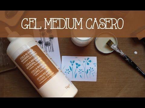 El caracol verde: Cómo elaborar el gel medium casero