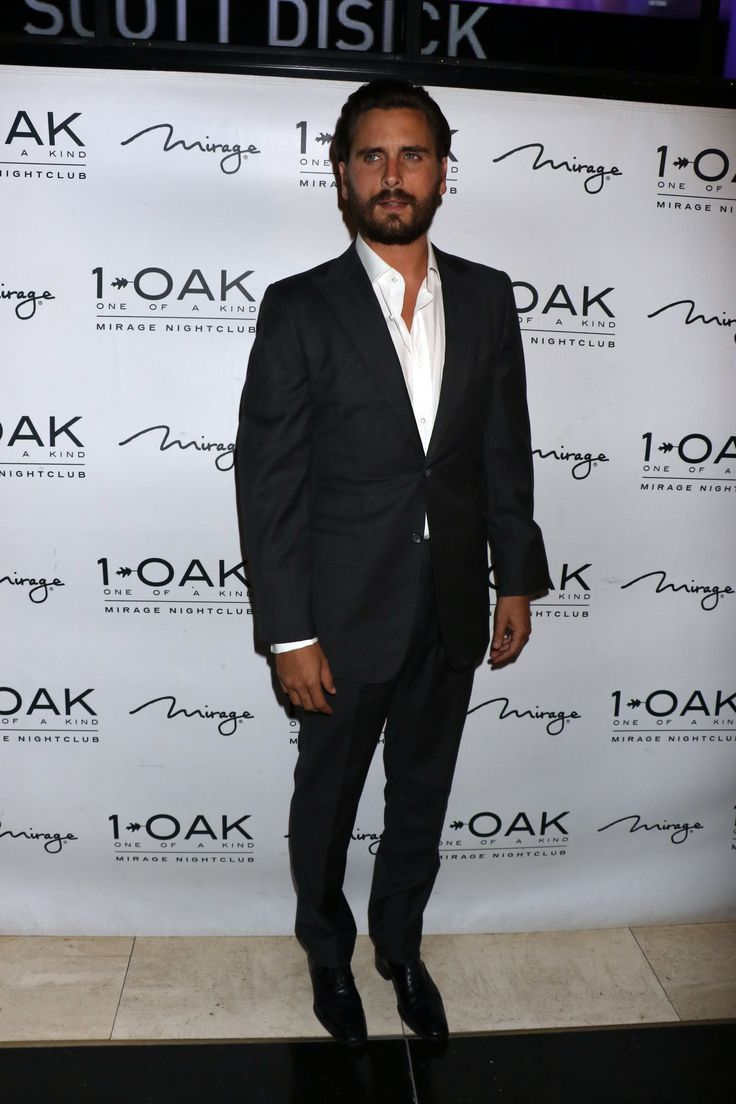 Is Scott Disick Partying Harder Post-Split Because He's In Pain?   Star Magazine