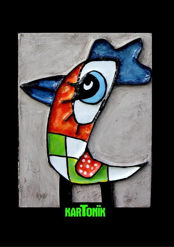 KARTONIK artiste créateur | PETITS FORMATS