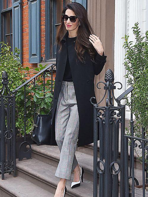 683f1dd0df35 Amal Clooney Inspired Workwear