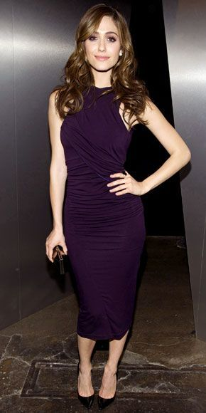Emmy Rossum Fashion and Style - Emmy Rossum Dress, Clothes, Hairstyle - Page 3
