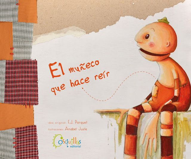"""Pilar Redondo cuentacuentos: """"#Hoyleemos: El muñeco que hace reír"""""""