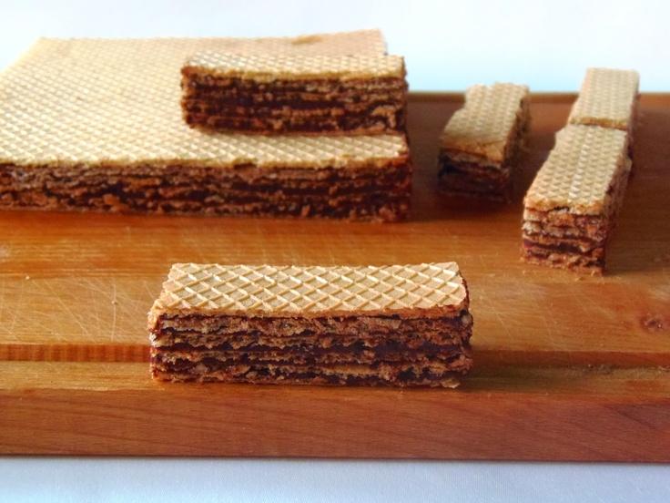 Csokis nápolyi (sütés nélkül)