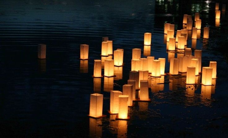 How to Make Floating Water Lanterns                                                                                                                                                                                 More