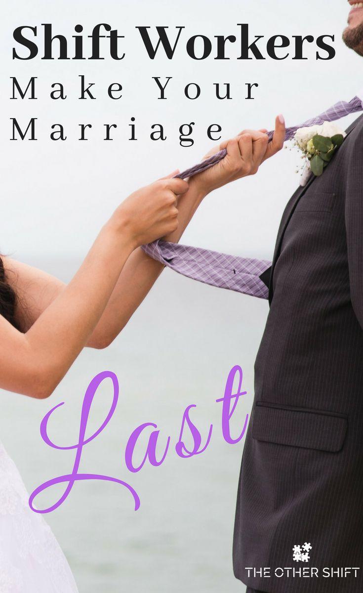 Faça um casamento feliz por último ao trabalhar em turnos conflitantes   – Marriage Matters Group Board