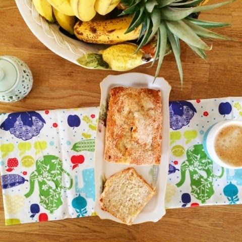 Pineapple & Coconut Loaf - Egg & Dairy Free