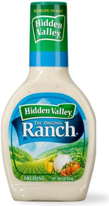 Bring the taste of the Original Ranch® from the valley to your table. A delicious addition to salads, veggies and even meats. We made it first. We made it right. This product is gluten free.