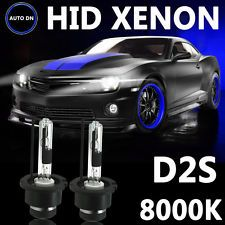 2pcs D2S OEM HID Xenon Headlight Bulbs Replacement FOR MERCEDES-BENZ 8000K