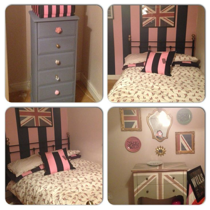Jack wills bedroom!!!