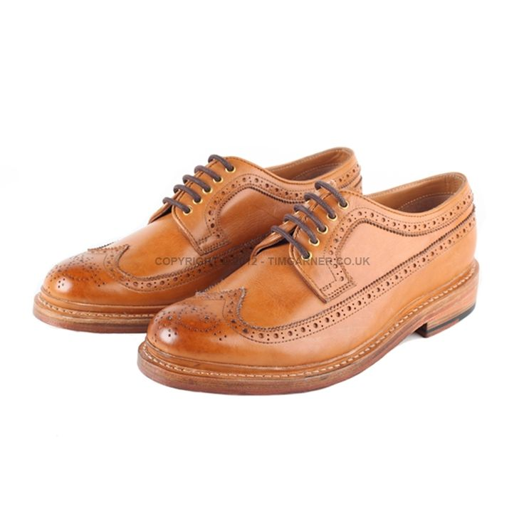John White - New 2015 John White Shoe Dublin - Tan