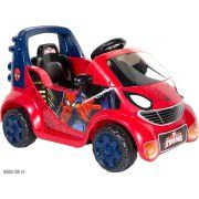 Spider-Man Small Car 6-Volt Battery-Powered Ride-On