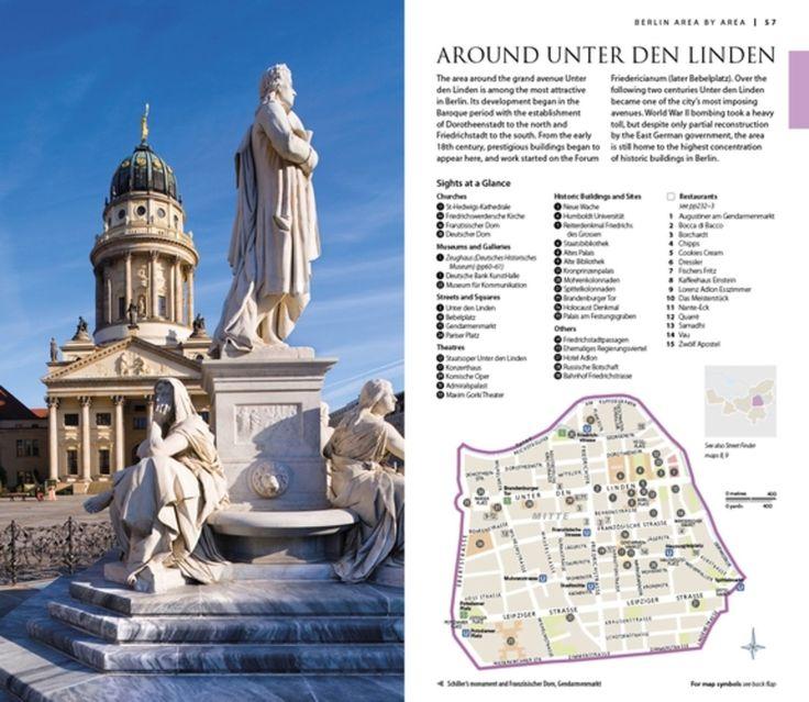 DK Eyewitness Travel Guide Berlin - look inside!