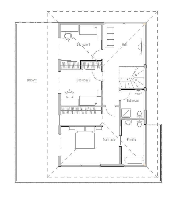 29 best House Plans images on Pinterest | Modern houses, Modern ...