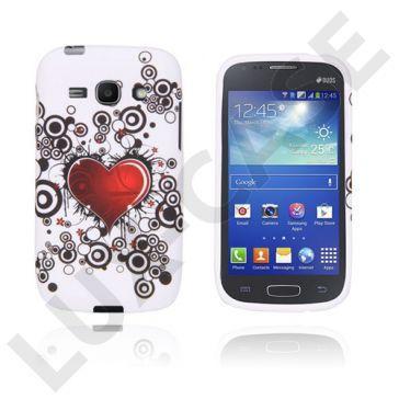 Symphony (Rødt Hjerte) Samsung Galaxy Ace 3 Deksel