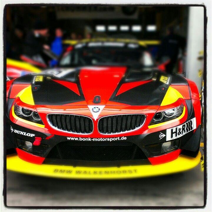 #BMW #Z4 #GT3 #Nürburgring #VLN #Racing #V8 #Power #Bonk #Motorsport