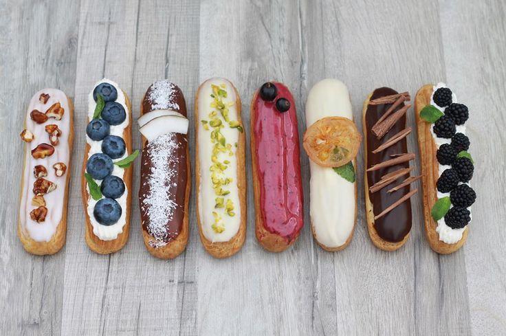 Кондитерская Мусс Конфектионери Musse Confectionery Eclairs - Ukranian bakery creates eclairs so perfect eating them would be a crime