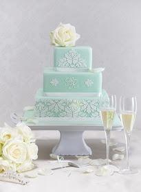 Hana Rawlings: Mátově zelená svatební kapitola / Mint Green Wedding Chapter