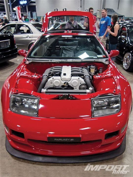 Cleanest engine bay ever