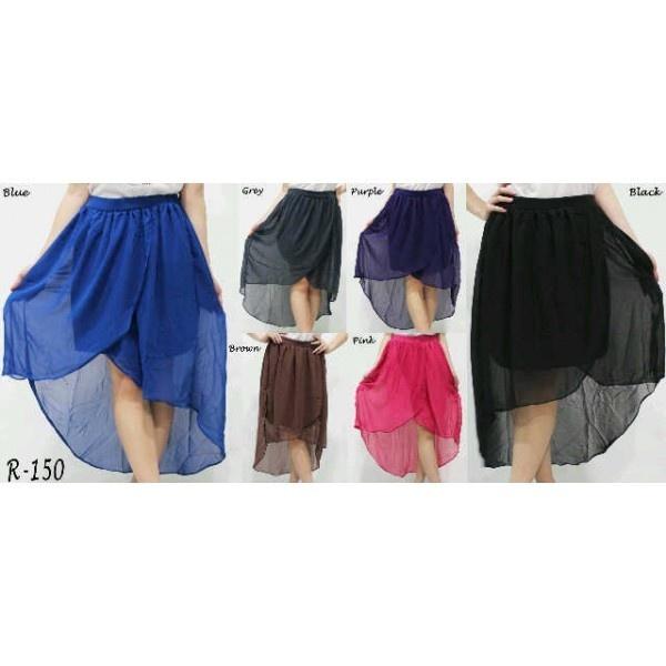 Assymetris Skirt