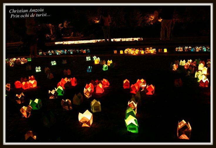 Festival of Lights - 2013  http://prinochideturist.wordpress.com/2013/05/26/festivalul-luminii-2013/