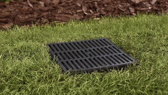 Best 25 drainage grates ideas on pinterest drainage for Garden drainage system