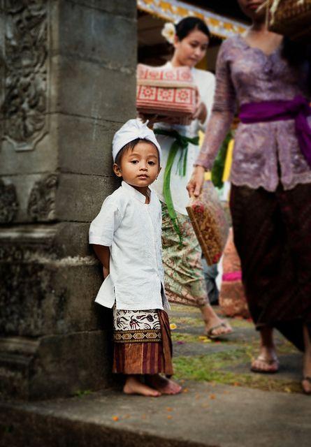 Balinese Boy by EdBob, via Flickr