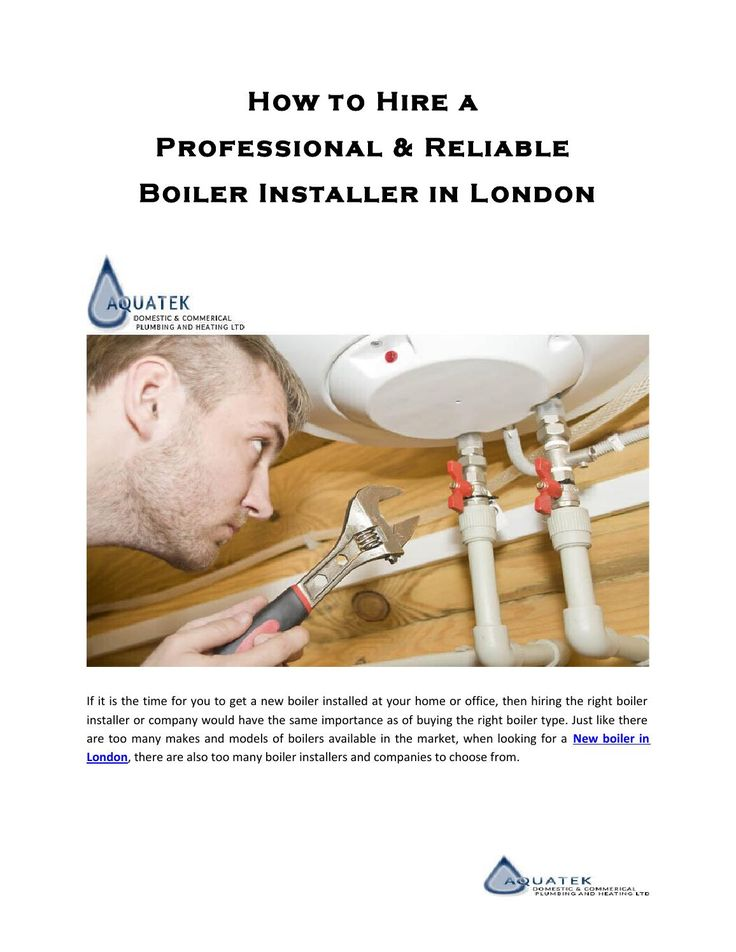 Whether you are looking for an installer to carry out a boiler replacement, service or repair , No matter for us our boiler engineers are serving for all kind of boiler services through a long time in London with well worth.