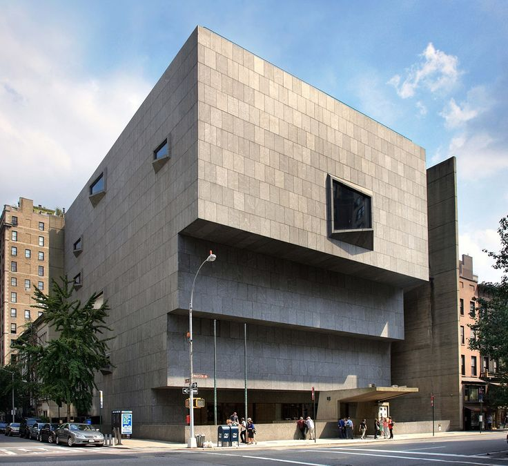 The Met Breuer.Photo: Courtesy of the Met.