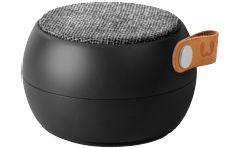 FRESH N REBEL Rockbox Round Fabric Draadloze luidspreker Concrete (1RB2000CC)